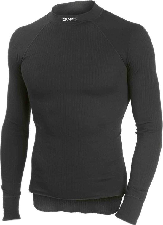 Craft Pro Active - Thermoshirt - Heren - M - Zwart