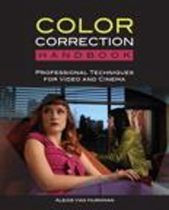 color correction handbook professional techniques for video and cinema 2nd edition digital video audio editing courses