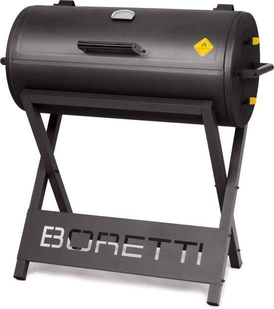 Boretti Barilo Houtskoolbarbecue - Antraciet