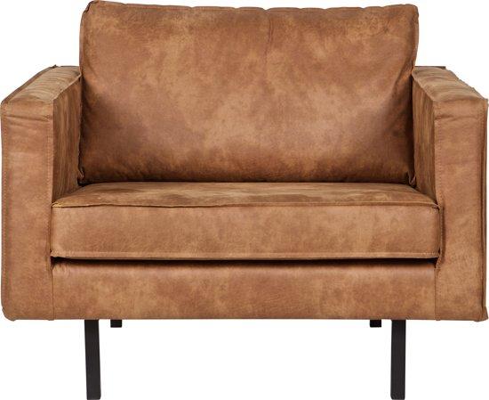 Cognac Kleur Stoel : Bol.com bepurehome rodeo fauteuil cognac