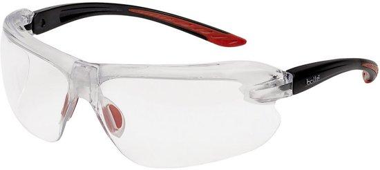 Veiligheidsbril Bollé Helder met leescorrectie +2.0