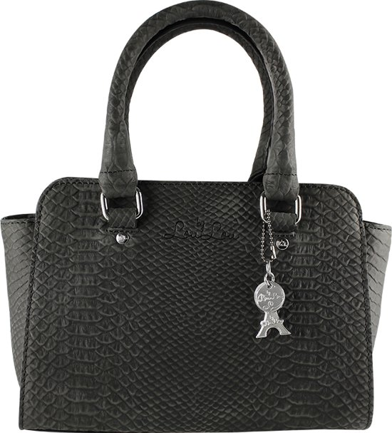 by LouLou 30BAG Anaconda - Handtas - Zwart