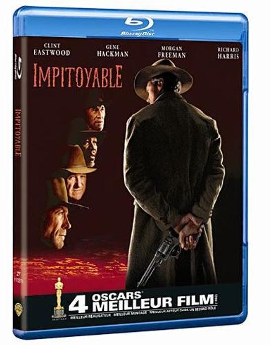 Cover van de film 'Unforgiven'
