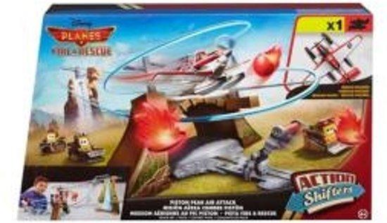 Planes 2 Reddingsdiensten Luchtaanval - Speelset