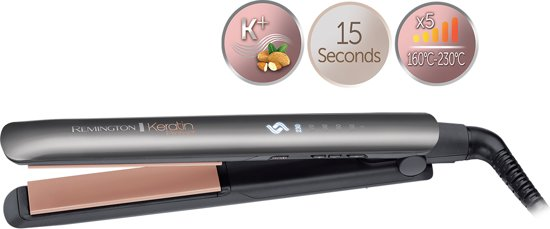 Remington S8598 Keratin Protect Intelligent Straightener - Stijltang