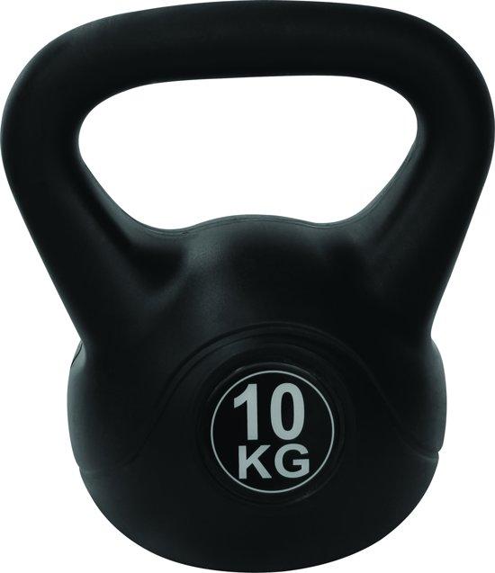 Tunturi PVC Kettle Bell - Kettlebell - 10 kg