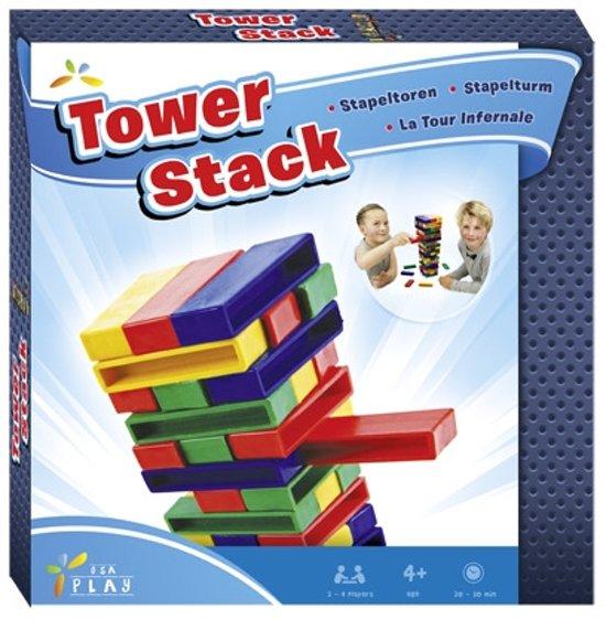Afbeelding van het spel Spel Stapeltoren