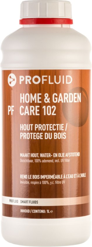 Nano Coating voor Hout PF Care 102 | 1 liter