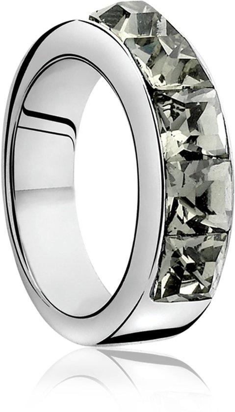 Zinzi - Zilveren Ring - Maat 54 (ZIR631-54)