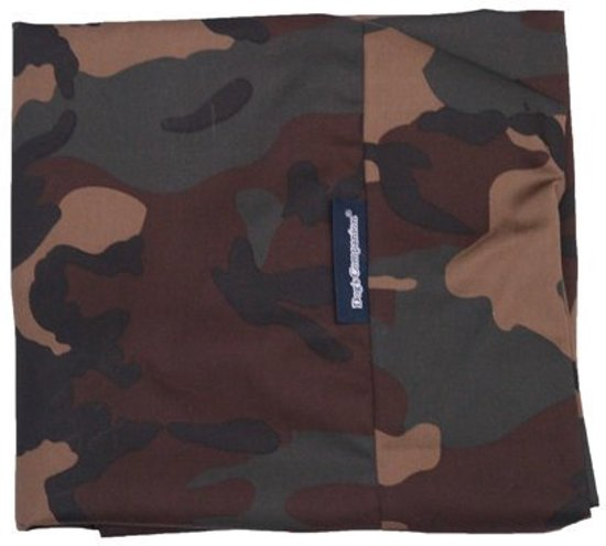 Dog's Companion Hoes hondenkussen Camouflage - XL - 140 x 95 cm - Army