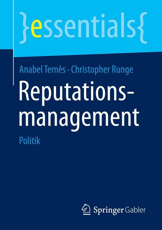 Reputationsmanagement
