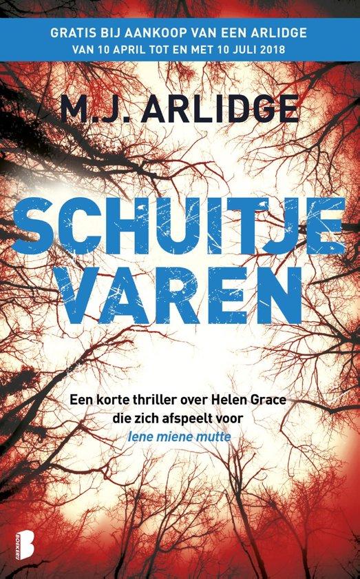 Boek cover Helen Grace Korte Verhalen 2 - Schuitje varen van M. J. Arlidge (Onbekend)