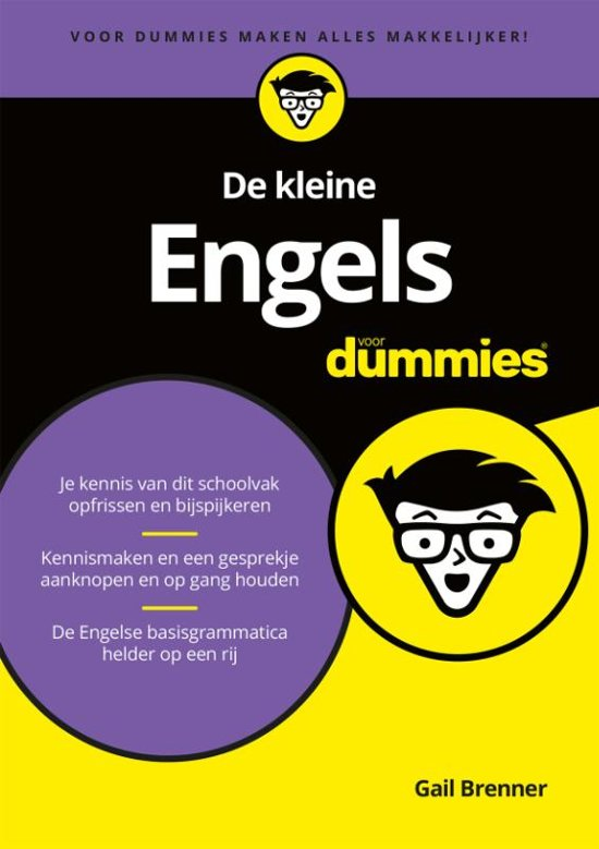 De kleine Engels voor Dummies