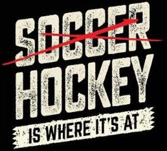 Soccer Hockey Is Where It Is at