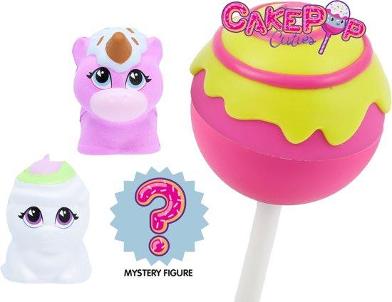 Afbeelding van Cake Pop Cuties Squishy Foam - Multipack 2 speelgoed