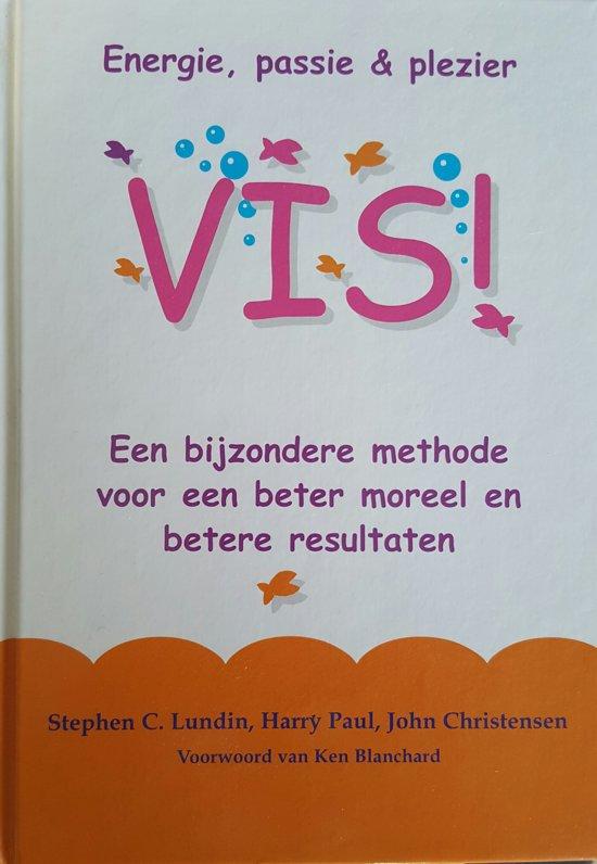 Boek cover Vis ! van S.C. Lundin (Hardcover)