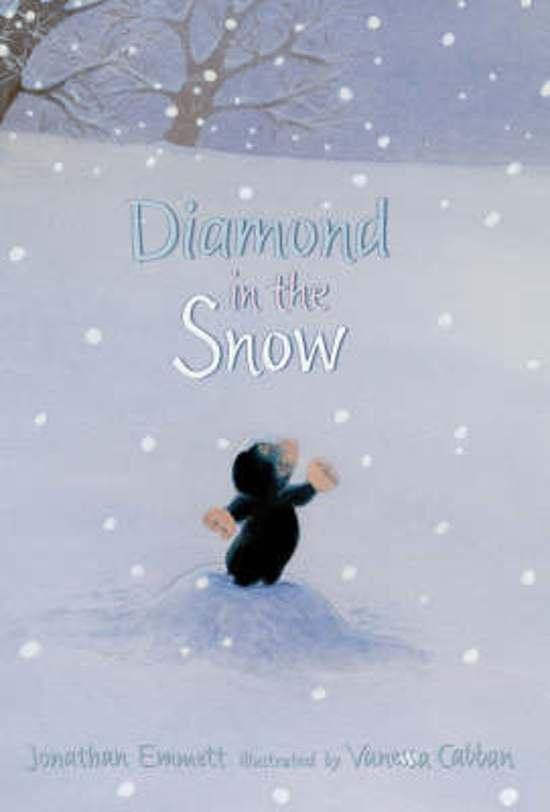 Boek cover Diamond In The Snow van Jonathan Emmett (Hardcover)
