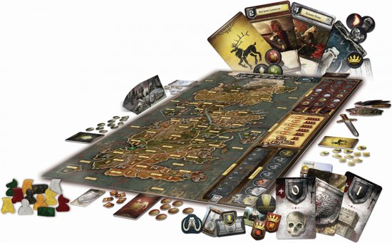 Game of Thrones: Het Bordspel