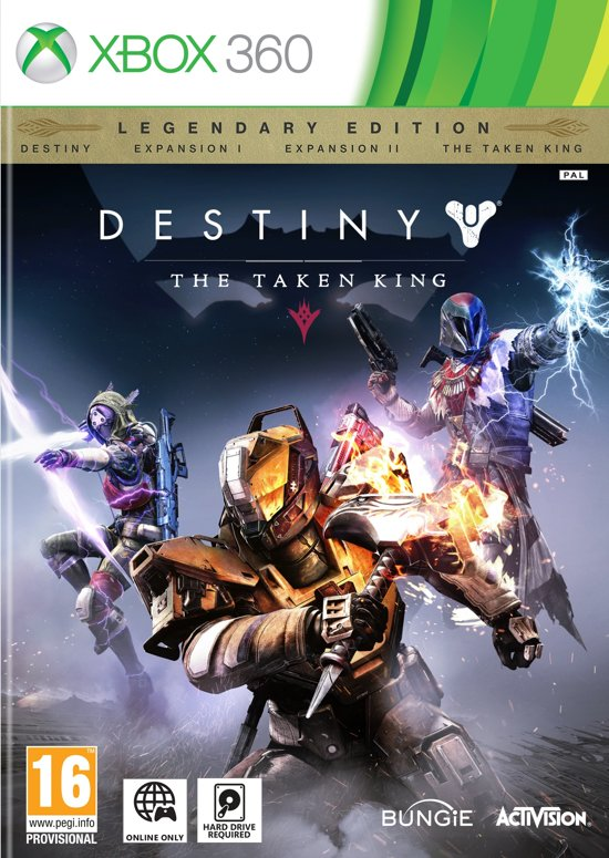 Destiny: The Taken King - Legendary Edition - Xbox 360 kopen