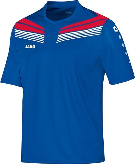 Jako T - Sportshirt -  Heren - Maat XXXL - Blauw