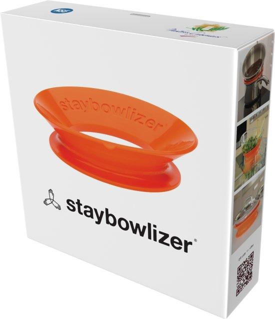 Staybowlizer Mengkomhouder - Oranje