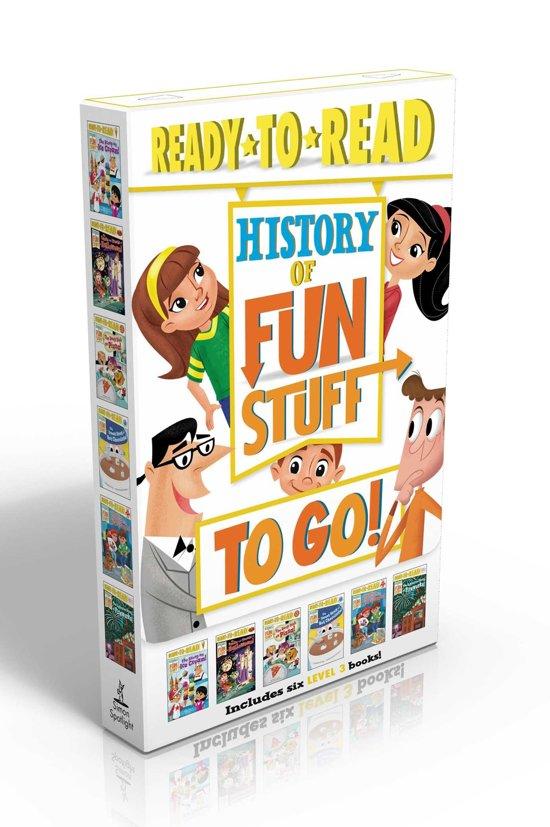History of Fun Stuff to Go! Set