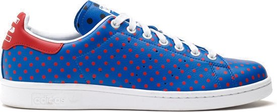 55432fdb258 adidas Originals Stan Smith Polka Dot - Sneakers - Mannen - Maat 48.5 -  Blauw;