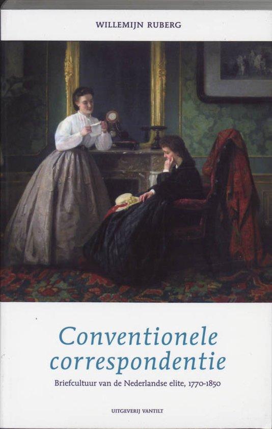 Conventionele correspondentie