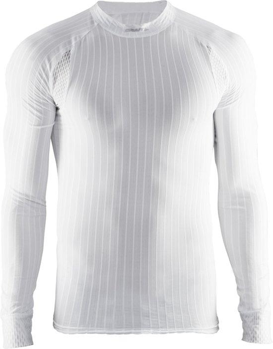 Craft Active Extreme 2.0 Cn Ls Sportshirt Heren - White