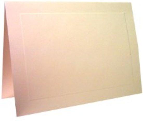 Premium Paneel Kaarten, Natuur 17.8x13cm (50 Stuks) [N101]