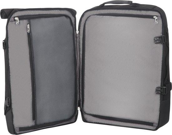55 way Black Boardcase Met Samsonite LaptopvakZiproll Duffle 3 22 Rugzak Iv6Y7gmbfy