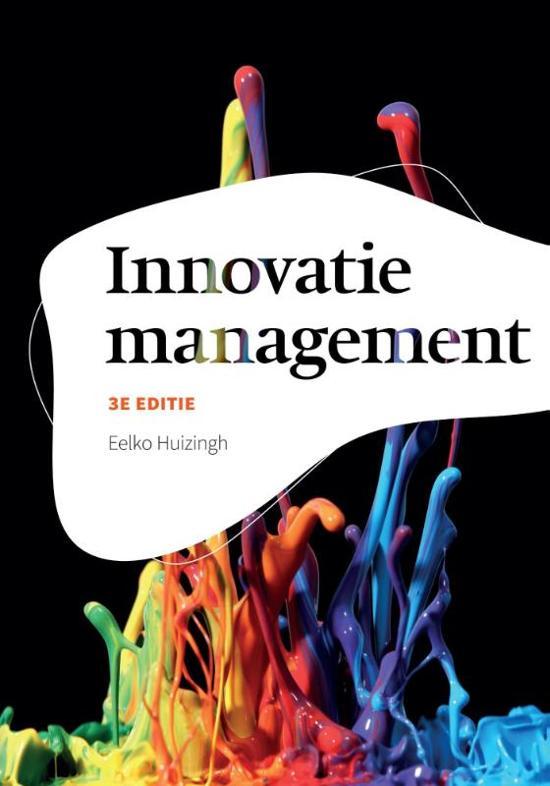 Innovatiemanagement + MyLab NL
