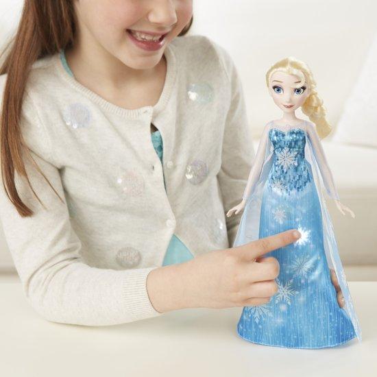 Disney Frozen Elsa met Pianojurk - Pop