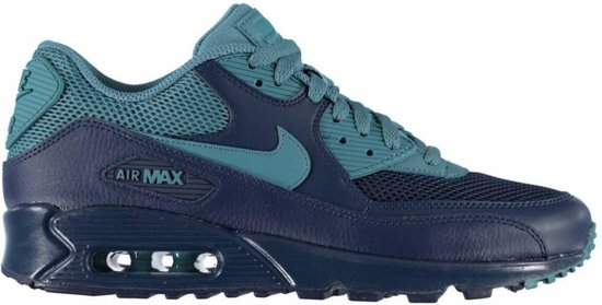 nike air max 90 blauw heren