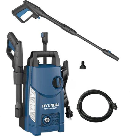 Betere Hyundai hogedrukreiniger / hogedrukspuit - 1400W - 105 bar VJ-18