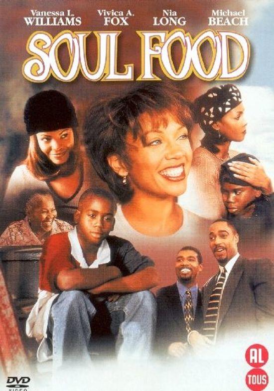 Cover van de film 'Soul Food'