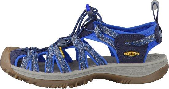 Femmes Avides De Sandales Whisper Sandales De Marche - Taille 38,5 - Femmes - Bleu