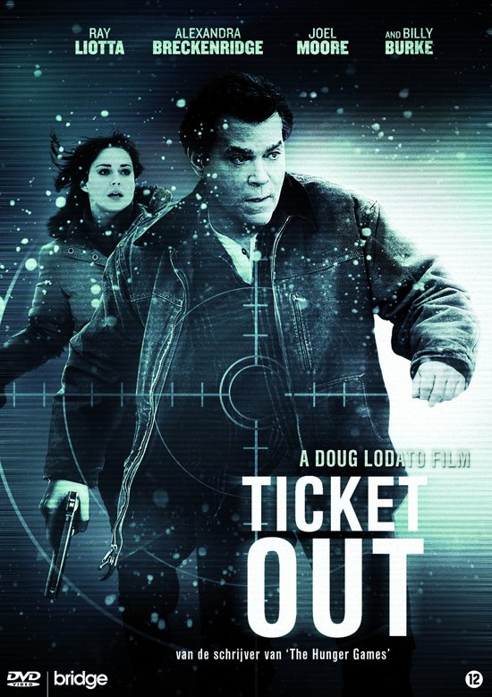 Cover van de film 'Ticket Out'