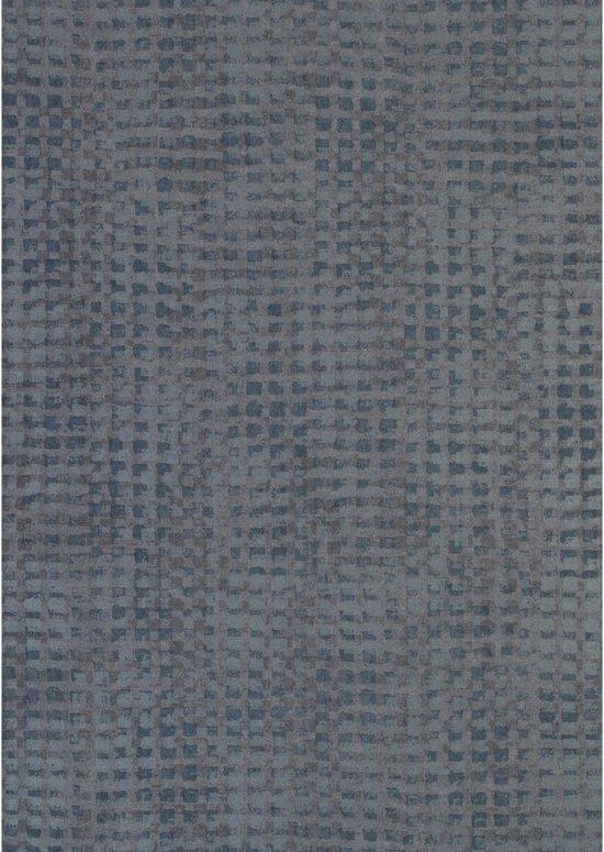 Fabulous bol.com | Sylvander dessin blauw behang (vliesbehang, blauw) ZQ86