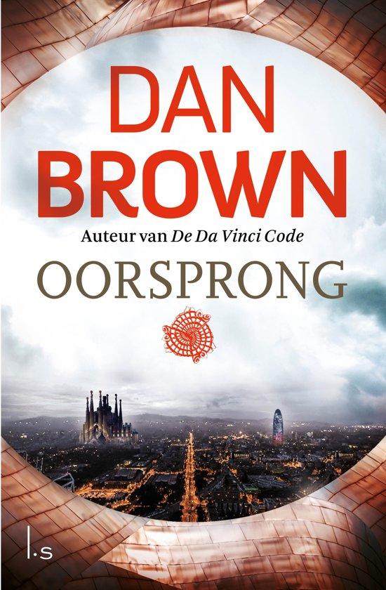 Bol Oorsprong Dan Brown 9789021022536 Boeken