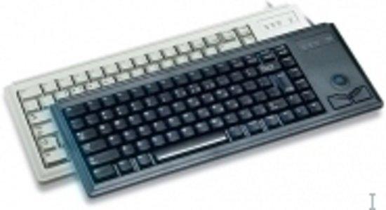 CHERRY G84-4400, USB USB Zwart toetsenbord