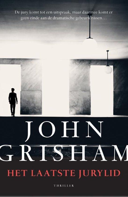 Boek cover Het laatste jurylid van John Grisham (Paperback)