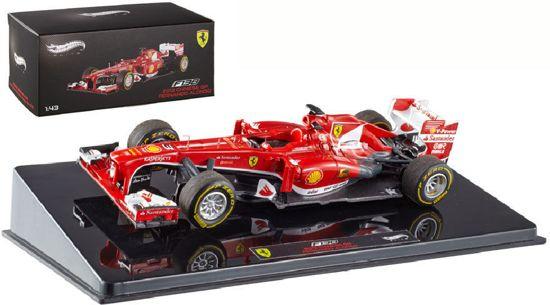 Ferrari F138 F1 2013 Chinese GP F. Alonso 1:43 Hot Wheels ELITE