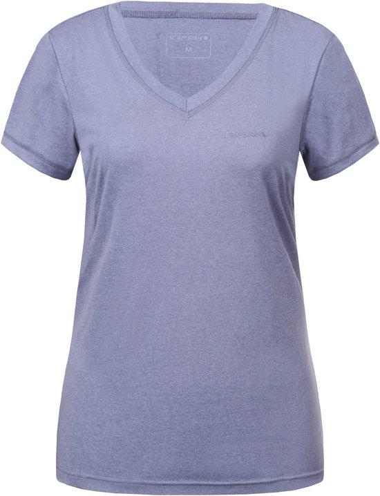 shirt Xxl T Maat Lightgrey Icepeak Sosie Dames qEwU7R