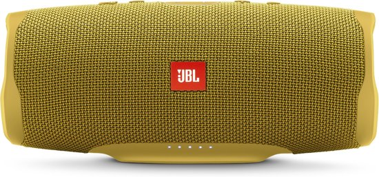 JBL Charge 4 - Draagbare Bluetooth Speaker - Geel