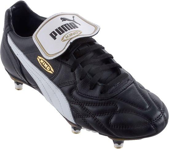 Puma King Pro - Voetbalschoenen - Mannen - Maat 40.5 - Zwart