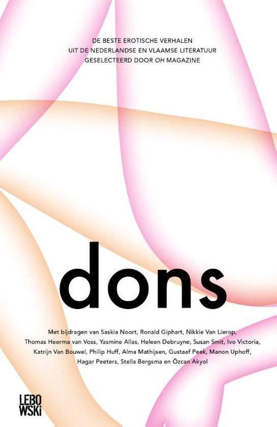 Dons. De beste erotische verhalen uit de Nederlandse en Vlaamse literatuur