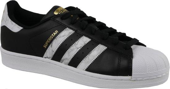 Adidas 13 Mannen 45 Zwart D96800 Eu Superstar Sneakers Maat qTqf0a