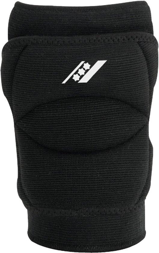 Rucanor Smash Kniebeschermer Zwart - L
