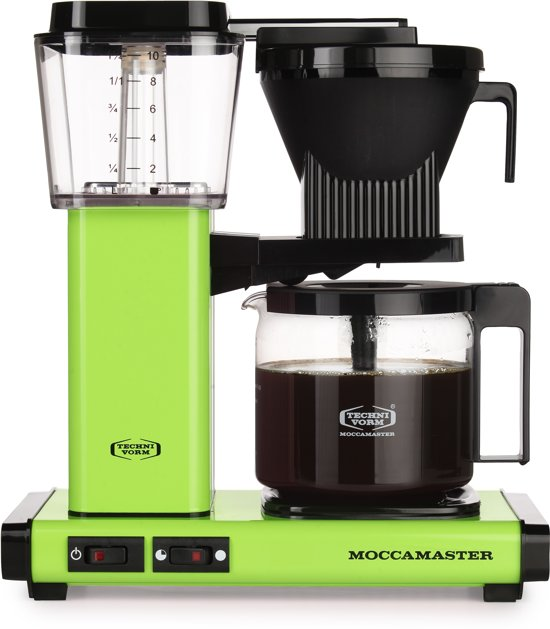 Technivorm Moccamaster KBG741 Koffiezetapparaat